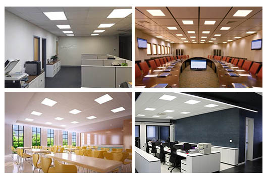 led panel light application