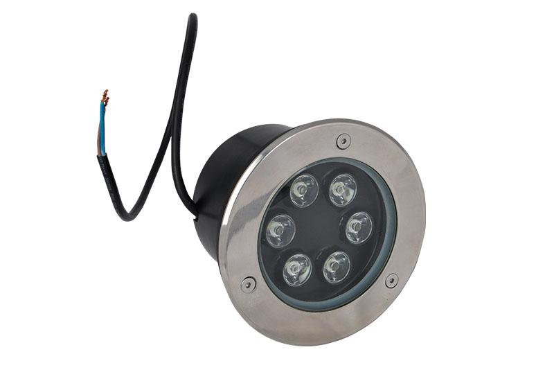 led underground light fl ugl6x1wa4