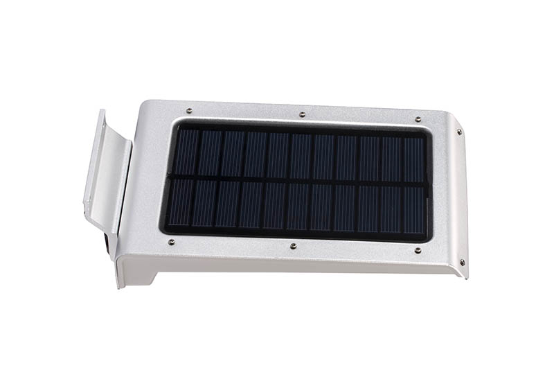 solar led wall lamp fl mswl2wa4
