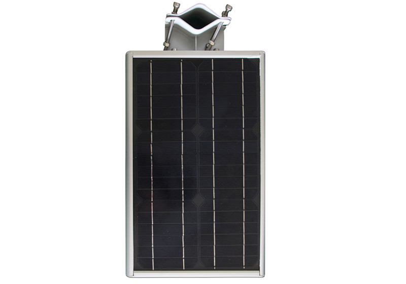 12w all in one intergrated solar street light