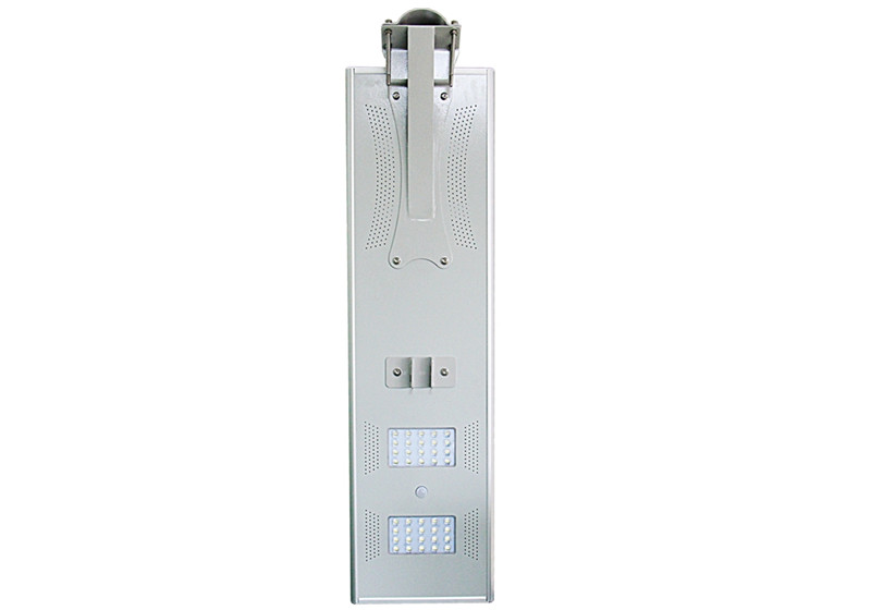 40w all in one intergrated solar street light