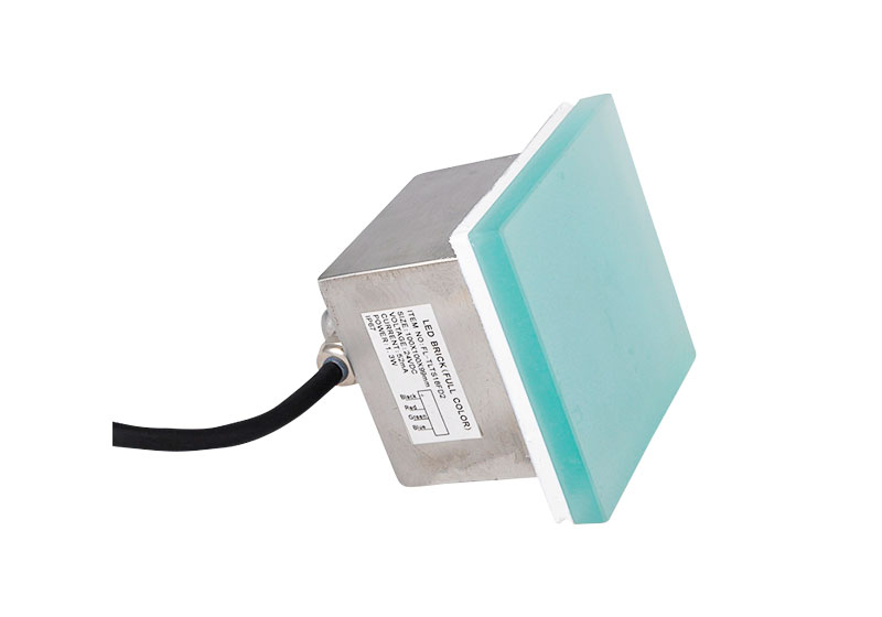 led tile light