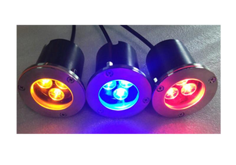 led underground light